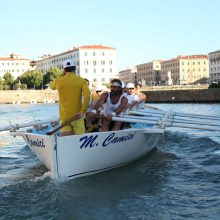 Palio Marinaro Livorno - Sezione Nautica Ovo Sodo