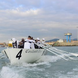 Palio Marinaro Livorno - Sezione Nautica Borgo