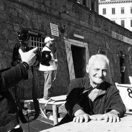Intervista a Gino Falanga, Custode della Cantina del Palio