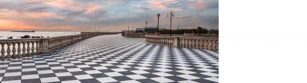 Location • La Terrazza Mascagni - Gare Remiere di Livorno