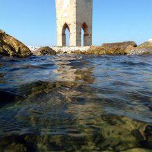Torre della Meloria, Livorno.
