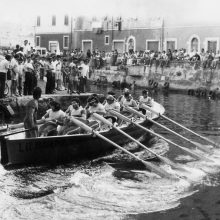1980, il Pontino vincerà anche questa Barontini, dopo la squalifica del Venezia.