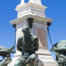 Monumento dei 4 mori, Livorno.