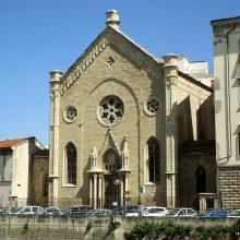 Chiesa degli Olandesi, Livorno.
