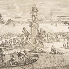 Stefano della Bella. Livorno,1610.