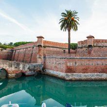 Fortezza Nuova, Livorno.