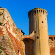 Fortezza Vecchia, il Mastrio. Livorno.