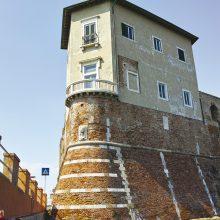 Fortezza Vecchia, Livorno.