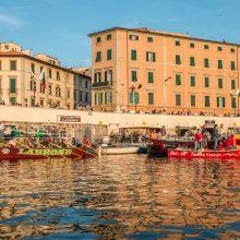 Livorno, Giostra dell'Antenna 2017