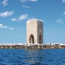 La Torre della Meloria, Livorno.