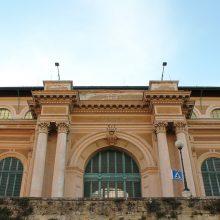 Mercato delle Vettovaglie, Livorno.