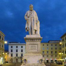 Piazza Cavour, Livorno.