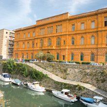 Scuole Benci, Livorno.